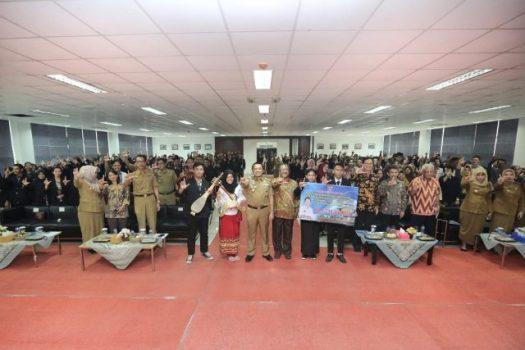 156 Mahasiswa Itera Terima Beasiswa dari Pemprov Lampung Senilai Rp1,7 Miliar