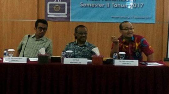 BPK: Empat Kabupaten-Kota di Lampung Terima WTP 8 Kali Berturut-turut