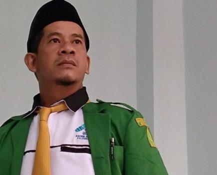 Gatot Arifianto, Mantan Ketua GP Ansor Waykanan Wafat