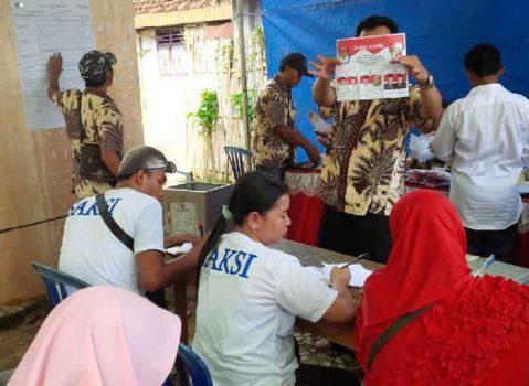Inilah Hasil Lengkap Perolehan Suara Paslon pada Pilbup Lampung Utara