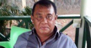 Ketua Umum Shitoryu Indonesia Karatedo (Shindoka) Provinsi Lampung , Taren Sembiring Meliala