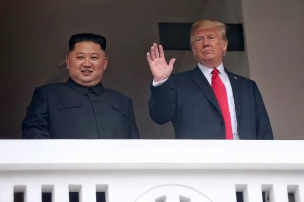 Bertemu di Singapura, Donald Trump dan Kim Jong-un Sepakati Denuklirisasi