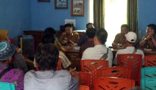 Lampung Utara Terancam tidak Dapatkan Program Pansimas Kementerian PUPR