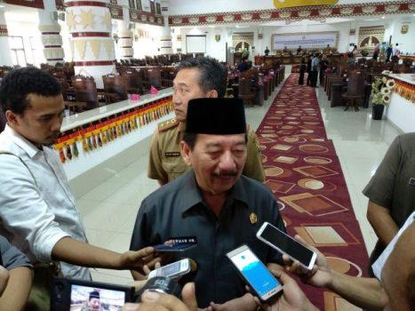 Herman HN Setujui Raperda Pelestarian Adat Istiadat dan Seni Budaya Lampung