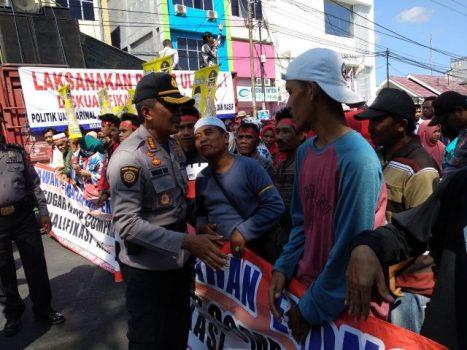 Demo Money Politic Pilgub Lampung, Polresta Kerahkan 1.000 Personel