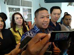 Anggota tim pengacara paslon nomor 2 Pilgub Lampung, Muhammad Handoko