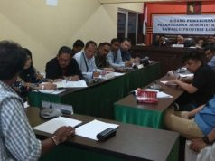 Ahli hukum tata negara Mrgarito Kamis menyatakan unsur TSM dugaan money politikcs Pilgub Lampung yang diduga melibatkan paslon Arinal-Nunik memenuhi syarat dan cukup bukti. Menurut dia Arinal-Nunik bisa didiskualifikasi.