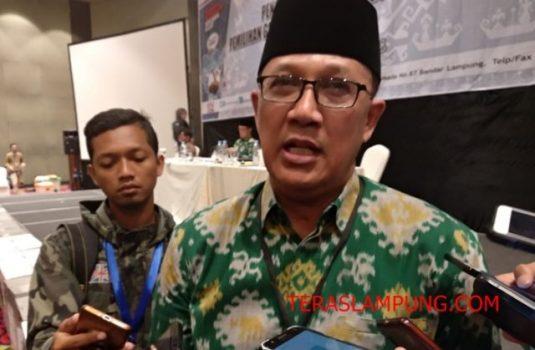 KPU: Partisipasi Pemilih Pilgub Lampung 2018 Turun 4 Persen