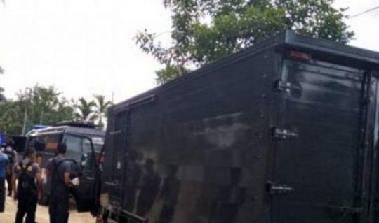 Terduga Penyandang Dana Teroris Densus 88 Ditangkap di Pekanbaru