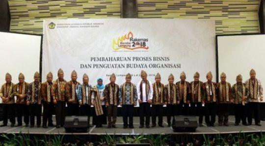 Gubernur Ridho Dorong Sinergi Pusat-Daerah dalam Kelola Aset