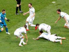 Rusia kalahkan Spanyol 4-3 lewat drama adu penalti