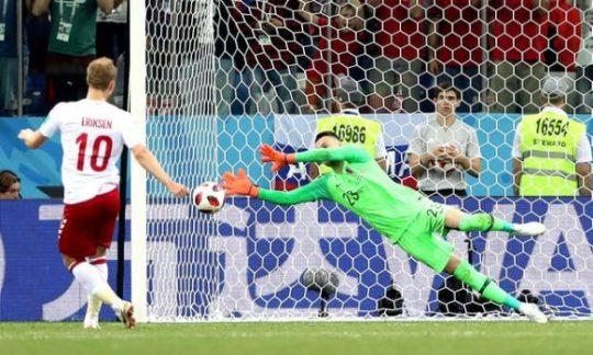 Piala Dunia 2018, Kroasia Kalahkan Denmark Lewat Adu Penalti
