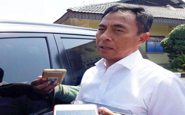 Direktur Reserse Narkoba Polda Lampung, Kombes Pol Shobarmen