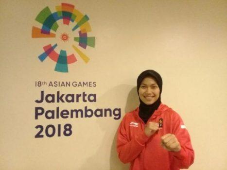 Defia Raih Emas Pertama Indonesia di Asian Games 2018
