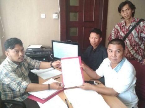 Pilgub Lampung, Ini Alasan KRULPB Adukan Tiga Komisioner Bawaslu ke DKPP