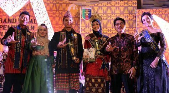 Harapan Pemprov Lampung kepada Pemenang Lomba Muli-Mekhanai 2018