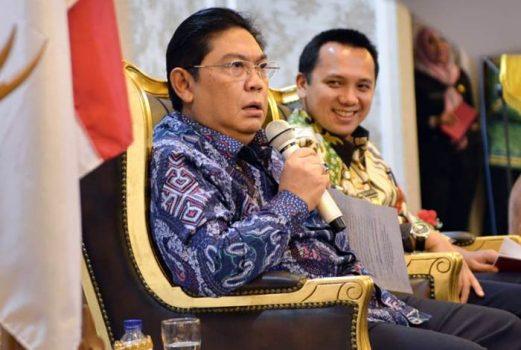 Wakil Ketua DPR RI Apresiasi Pemprov Lampung sebagai Peraih WTP Terbanyak