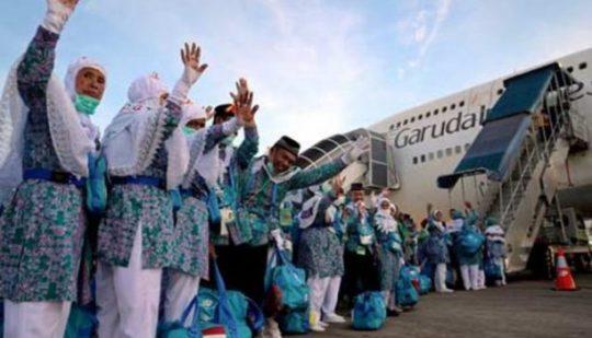 Penerbangan Haji Batal, Ini Dampaknya ke Pendapatan Garuda Indonesia