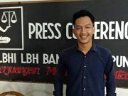 Kadiv Advokasi LBH Bandarlampung Kodri Ubaydillah.