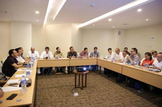 Pemprov Lampung Dukung Rencana Pembangunan Jalan Pelabuhan Panjang – JTTS
