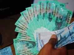 Ilustrasi uang palsu. TEMPO/Lazyra Amadea Hidayat