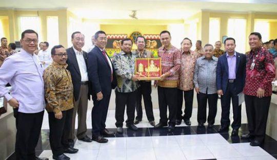 Pemilu-Pilpres 2019, Komisi II DPR RI Cek Kesiapan KPU dan Bawaslu Lampung
