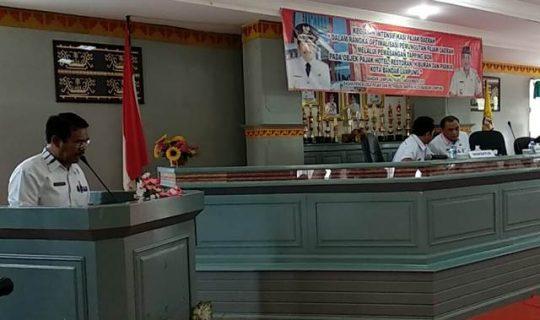 Walikota Herman HN: Perkembangan Hotel-Restoran Harus Diimbangi Penerimaan Pajak
