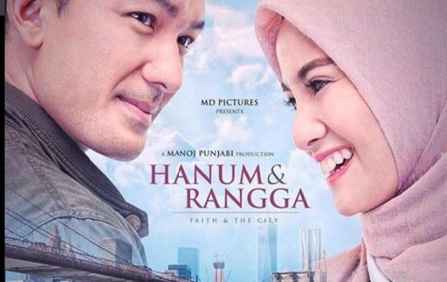 film Hanum & Rangga (Instagram -@hanumrangga)