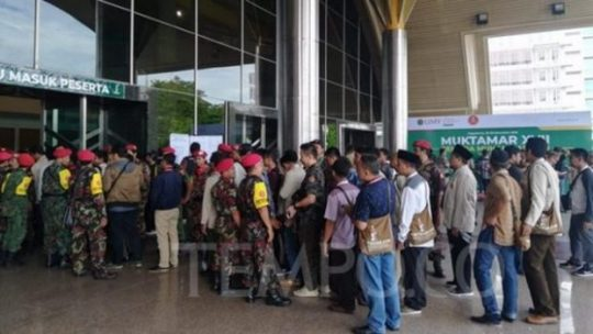 Pemilihan Ketum Pemuda Muhammadiyah: 2 Kandidat Mundur, 1 Absen