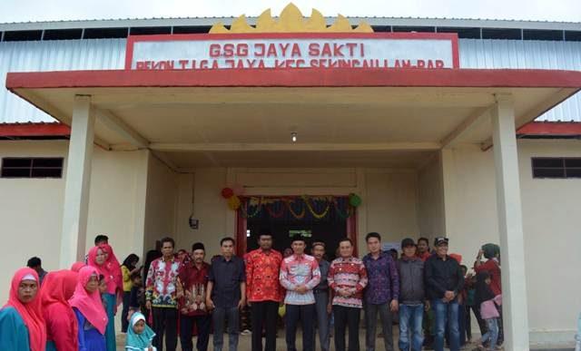 GSG Jaya Sakti Pekon Tiga Jaya Lampung Barat