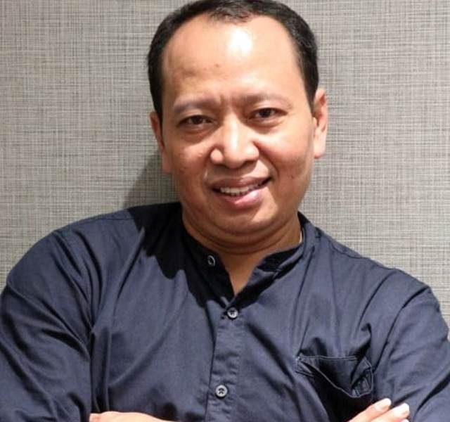 Direktur Ekskutif Indonesian Public Isnstitute (IPI) Karyono Wibowo