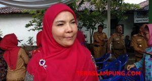 Ketua PKK Bandarlampung, Eva Dwiyana