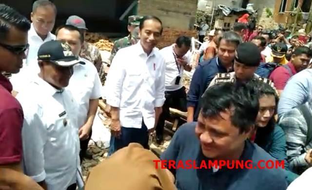 Dana Rp48,82 Miliar Dikucurkan, 524 Rumah akan Dibangun untuk Korban Tsunami Selat Sunda di Lamsel