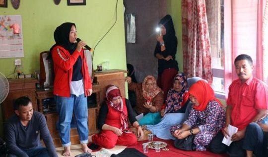 Lesty Putri Utami Dorong Generasi Muda Lamsel Angkat Potensi Desa