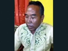 Ketua Paguyuban Nakhoda Kapal Pulau Sebesi-Canti-Krakatau, Sarmani