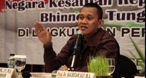 Abdul Kadir Karding, narasumber dalam training of trainers (ToT) Empat Pilar MPR, Banda Aceh, (30/9), (Dok. MPR)