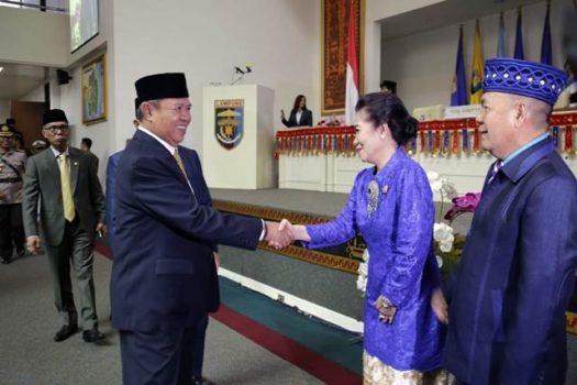 Cholva Rasdinia Gantikan Agus Bhakti Nugroho sebagai Anggota DPRD Lampung