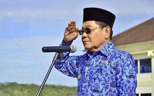 Gantikan Tugas Khamami, Wakil Bupati Saply Jabat Plt Bupati Mesuji