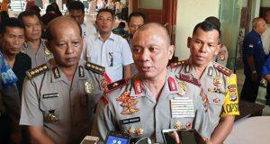 Wakil Kepala Polda Lampung, Brigjen Pol Tedy Minahasa
