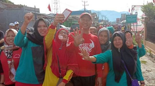 Tokoh PDIP Lambar: Mukhlis Basri Layak Duduk di DPR RI