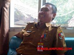 Inspektur Pembantu Wilayah IV Inspektorat Lampung Utara, Rofi Febriansyah