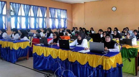 Tes Penerimaan PPPK Mesuji Diikuti 83 Peserta