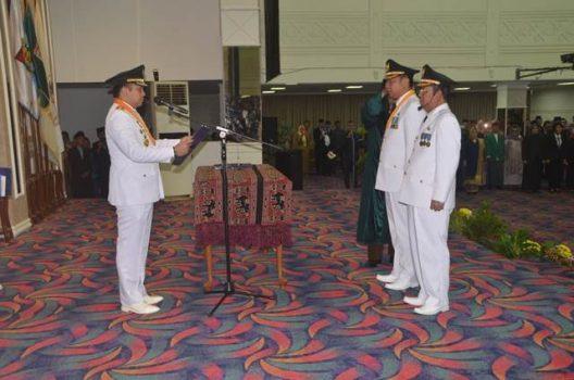 Periode Kedua Jadi Bupati Lampung Utara, Agung Ilmu Mangkunegara Canangkan Program Windu Cita