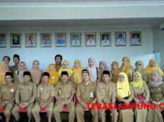 Walikota Herman HN pengurus dan anggota Asosiasi Guru Pendidikan Agama Islam (AGPAI) Kota Bandarlampung.