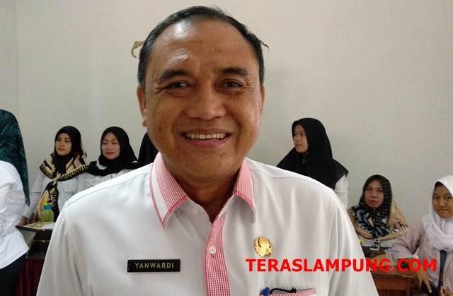 Kepala BPPRD Kota Bandarlampung, Yanuardi