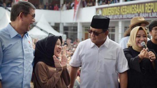 Viral Prabowo Marah-marah, Ini Kata Pengurus Gerindra Cianjur