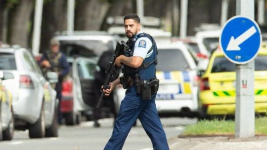 Polisi Tangkap Empat Orang dalam Kasus Penembakan Massal di Masjid Selandia Baru