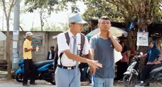 Siswa SMK Pelita Pesawaran Juara 1 Lomba Video Pendek BNPT