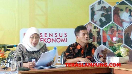 Nilai Ekspor Lampung Turun 19,43 Juta Dolar AS pada Februari 2019