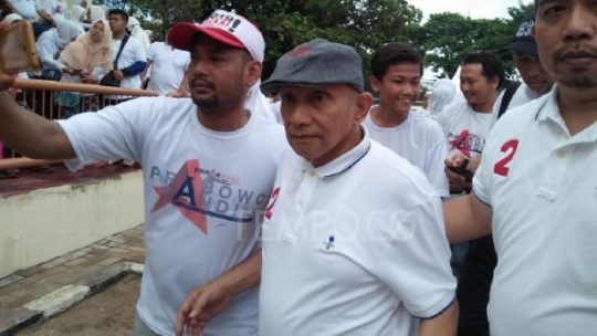 Amien Rais Jamin PAN Tidak Merapat ke Jokowi